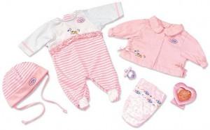 Необходимые вещи для новорожденных