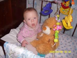 развития малыша по месяцам