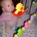 Первые месяцы жизни малыша