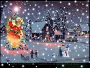 Детские новогодние загадки с ответами