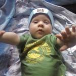 Первые месяцы жизни малыша.