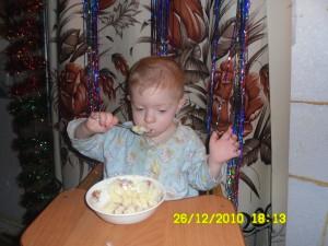 Чем накормить ребенка 2 лет