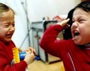 детские игры и драки