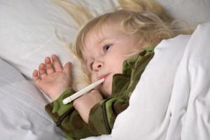 Почему часто болеет ребенок